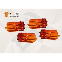Buy cheap High Safety Water Well Drilling Tools DTH Hammer Bits R25/R32 Painted from Wholesalers