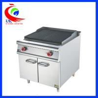 China Electric range griddle freestanding Western Kitchen Equipment electric lava rock grill factory