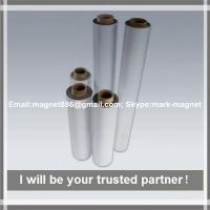 Buy cheap Magnetic sheet; Flexible rubber magnet roll Бумага магнитная для струйных принтеров в рулонах from Wholesalers