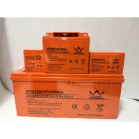 Buy cheap Large Capacity Sealed Lead Acid Battery ABS Container 10Ah / 20 Hour Rate from Wholesalers