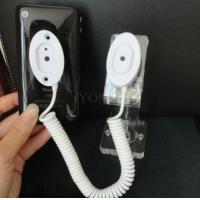 Buy cheap Advanced Cell Phone Display Security Devices 5V Input Power With Anti Theft Alarm from Wholesalers