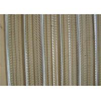 Buy cheap High Rib  Heavy Duty  Galvanized Expanded Metal Aluminium Mesh  For Building Materials 0.45mm  2500m from Wholesalers
