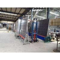 China Curtain Wall Insulating Glass Machine / double glazing manufacturing equipment on sale