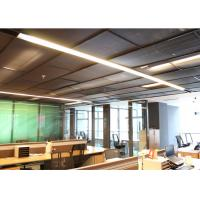 China Easy Installment Aluminum Suspended Ceiling  Hook On Style  for Shopping Hall factory