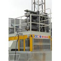 Buy cheap FC Motor Control Building Site Hoist Rack And Pinion Type SC320/320 With Closed Loop from Wholesalers