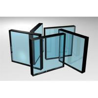 China Clear Hollow Thermal Insulating Glass , 5mm Heat Insulated Glass Boards on sale