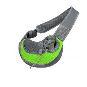 China AJ Adjustable Pet Backpack Carrier , Side Shoulder 5.5kg Dog Carry Bag factory