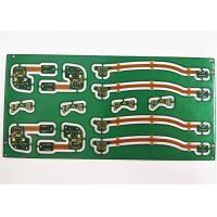 China Rigid Flex Pcb Prototype , Electronics Circuit Board Double Sided High Precision on sale