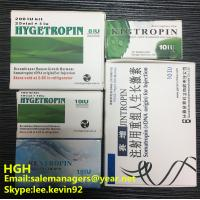 Buy cheap 99% Purity Hygetropin Growth Hormone 200iu 25 Vials / Kit 2 Years Shelf Life from Wholesalers