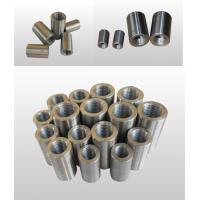 Threaded Rebar Coupler, Couler for Splicing Rebars in Construction Projects