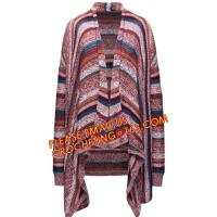 China hot sale handmade knit wool designs women cardigan sweater, High quality stylish girls cardigan hoody mongolian cashmere on sale
