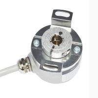 Buy cheap Blind Hole 8mm K38 Rotary Shaft Encoder AB Phase NPN Output Dc 10 - 30vV rotayr encoder from Wholesalers