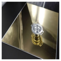 China 1500 X 3000mm Mirror Anodized 1050 H28 Aluminum Alloy Sheet factory