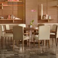 Buy cheap Modenr Star Hotel Restaurant Chair and Table Dining Hall Furniture Manufacturer from wholesalers