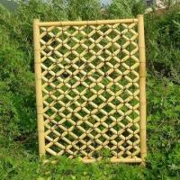 Buy cheap Natural Bamboo Fence Panel, Can be Used in Homes, Gardens and Farms from Wholesalers