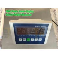 China Bluetooth Weighing Indicators , Green Display Weighing Terminal Truck Scale Indicator factory
