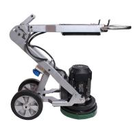 Buy cheap 110 V Concrete Floor Grinding Machine 280mm Grinding Width Single Plate from Wholesalers