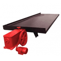China 60T/d Ore Dressing Equipment Gold Separator Machine Shaking Table factory