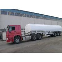 Buy cheap HOWO Brand Oil Tank Trailer Right / Left Hand Truck ZZ1251M4641W ISO Approved from Wholesalers