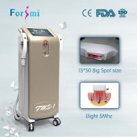 Buy cheap CE approved best professional Hair Removal Machine opt shr ipl laser with ipl flash lamp from Wholesalers