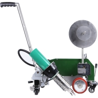 Buy cheap SWT-MAT2 hot air welding machine weld Width 40mm with PVC waterproofing from wholesalers