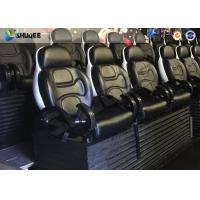 China Interactive Wonderful Viewing 5D Movie Theater Equipment For Business Center factory