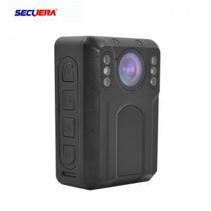 China CMOS OV4689 Sensor Waterproof Ip65 Police Body Worn Camera factory