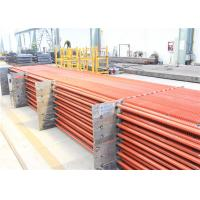 China SS Or CS Boiler Fin Tube / Heat Exchanger Finned Tube Solid Type For Cooler Dryer factory
