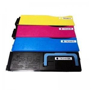 China Compatible Kyocera Color Toner Cartridges TK-540 CMYK factory