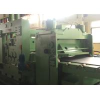 Buy cheap 800-12000 Mm Wire Cut To Length Machine , Plate Cutting Machine 9 Roller High Precision from Wholesalers