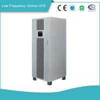 China 400 Vac 100KVA Low Frequency Online UPS Single Phase High Intelligence Low Consumption on sale