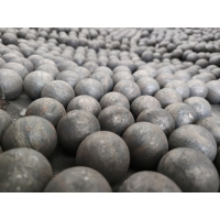 China Ball Mill Parts Forged ANSI Grinding Media Steel Ball factory