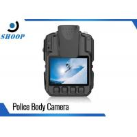 Buy cheap USB 2.0 HD Cops Should Wear Body Cameras Battery Operated 1 Year Warranty from Wholesalers