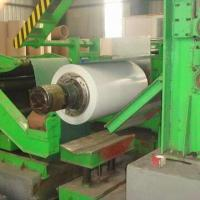 China Pre-painted steel coil in gray factory