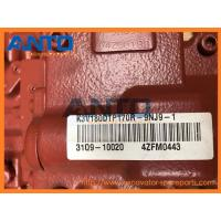 Buy cheap Durable Excavator Hydraulic Pump K3V112DT-1CER-9C72-1CL 31N6-10051 , Long Lifespan from Wholesalers