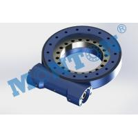 China Compact Design Worm Drive Slew Ring , Solar Slew Drive Precision Grade IP65 factory