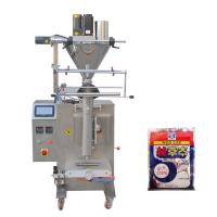 China Glass / Plastic Packaging Powder Packing Machine With Gas Filling / Date Printer factory
