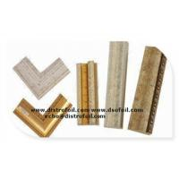 China metallic Heat transfer foil for picture frame factory