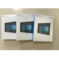 Buy cheap Home Box Pack Windows 10 Operating System Software / Windows 10 Home USB from wholesalers