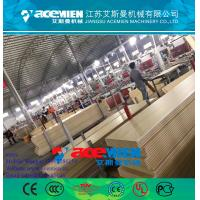China pvc decorative and laminated wall panel production machine factory