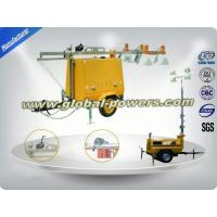 Buy cheap 5 Kw / Kva Industrial Led Lighting Tower 50Hz / 60Hz With Metal Halide Lamp from Wholesalers