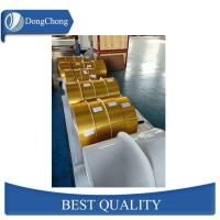 China Gold Fin Stock Aluminum Foil Strips Foil Air - Conditioner Use 3102-H22 factory