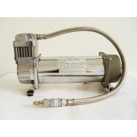 China H - Air Suspension Compressor for truck 150psi Stainless Lead Hose factory