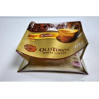 Buy cheap Food Grade Packaging Bags , Four Side Seal Plastic Packaging Bags For Food from Wholesalers