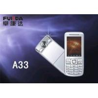 China Dual SIM Mobile Phones A33 on sale