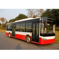 Buy cheap City Luxury Passenger Bus , Public Transportation Bus Vehicle Assembly from Wholesalers