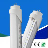 China 0.6-1.5M T8 13W milky cover led tube replacement flurescent tube UL SAA factory price factory