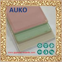China Fire Resistance Plasterboard on sale