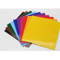 Buy cheap Customized Size Gummed Paper Squares Varied Colour Offset For Decoupage from Wholesalers