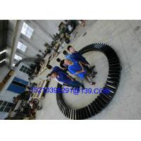 Buy cheap High Speed Transmission Gears Large Spiral Bevel 420 mm Width For Auto Part from Wholesalers